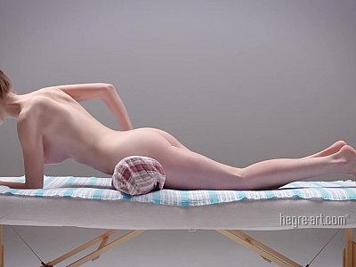 Seductive sensual massage