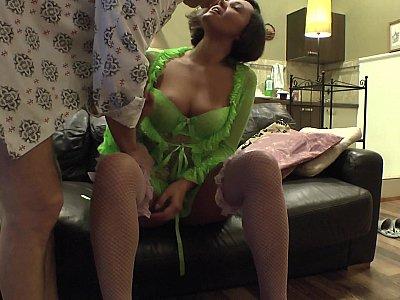 Lili like blowjob