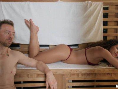 Sauna Seduction – Liv Revamped