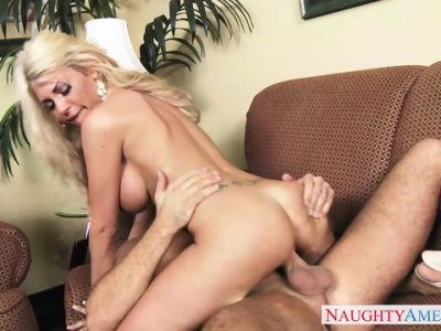 Milf Wife Is Banging With Her New Hot Friend In The Bed - Lacy Spice