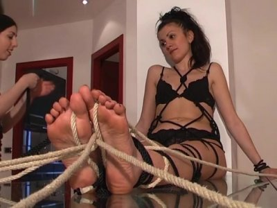 Exotic adult movie Feet exotic only for you