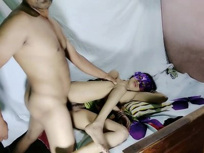 Indian Step Mother Wants A Foot Rub Fucking Desi Style By Her Not Son With Devar
